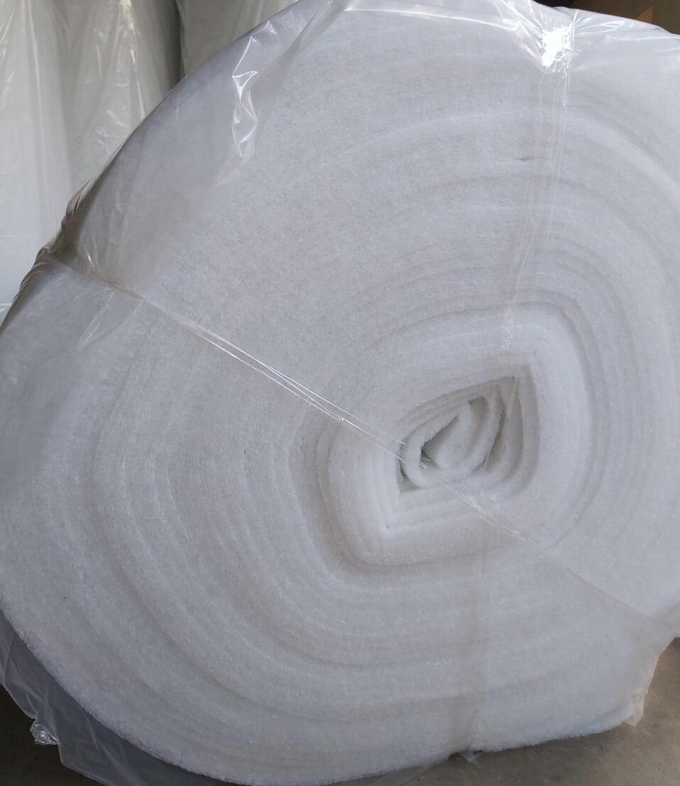 Bông gòn cuộn